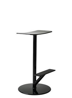 sequoia barhocker metall h 65 cm schwarz by magis made in design. Black Bedroom Furniture Sets. Home Design Ideas