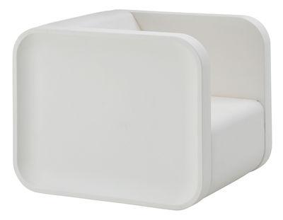 Fauteuil 2054 - MyYour - Bianco - Materiale plastico