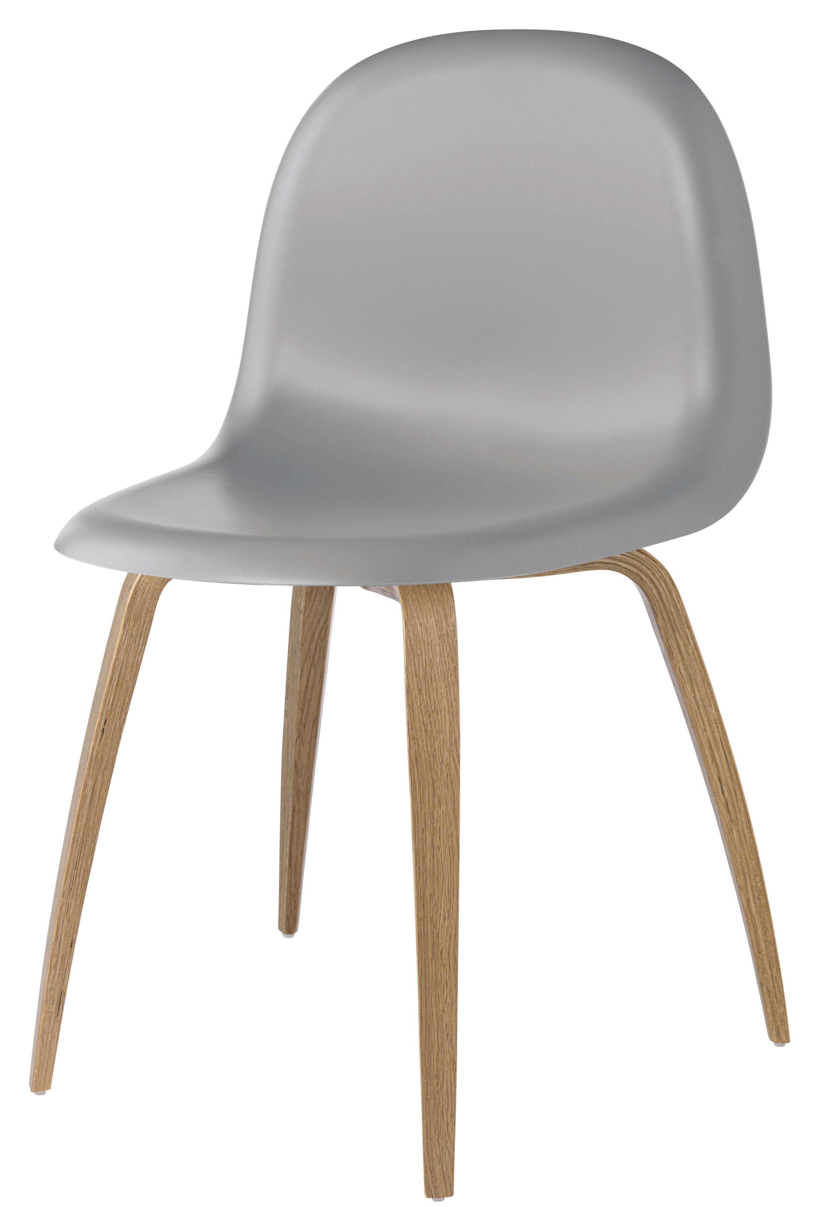 Gubi 5 4 beine hirek schale gubi stuhl for Stuhl 4 beine