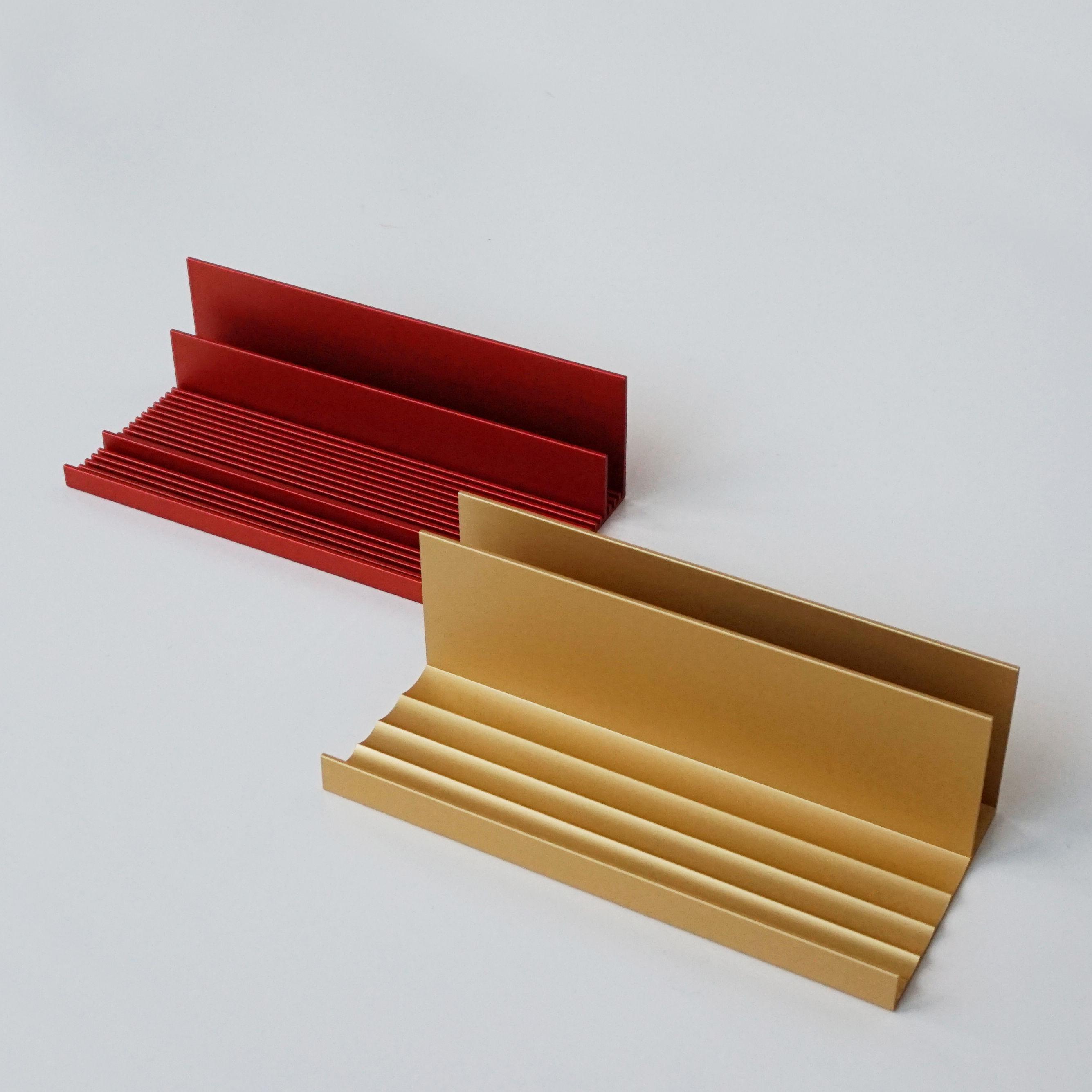 Accessoires de bureau en bois for Set de bureau design