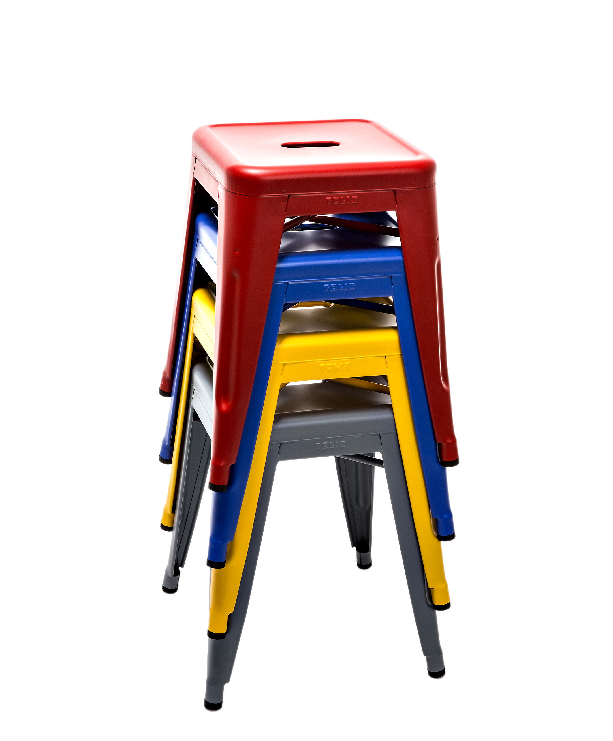 h stahl matt h 45 cm les couleurs le corbusier tolix kocker. Black Bedroom Furniture Sets. Home Design Ideas