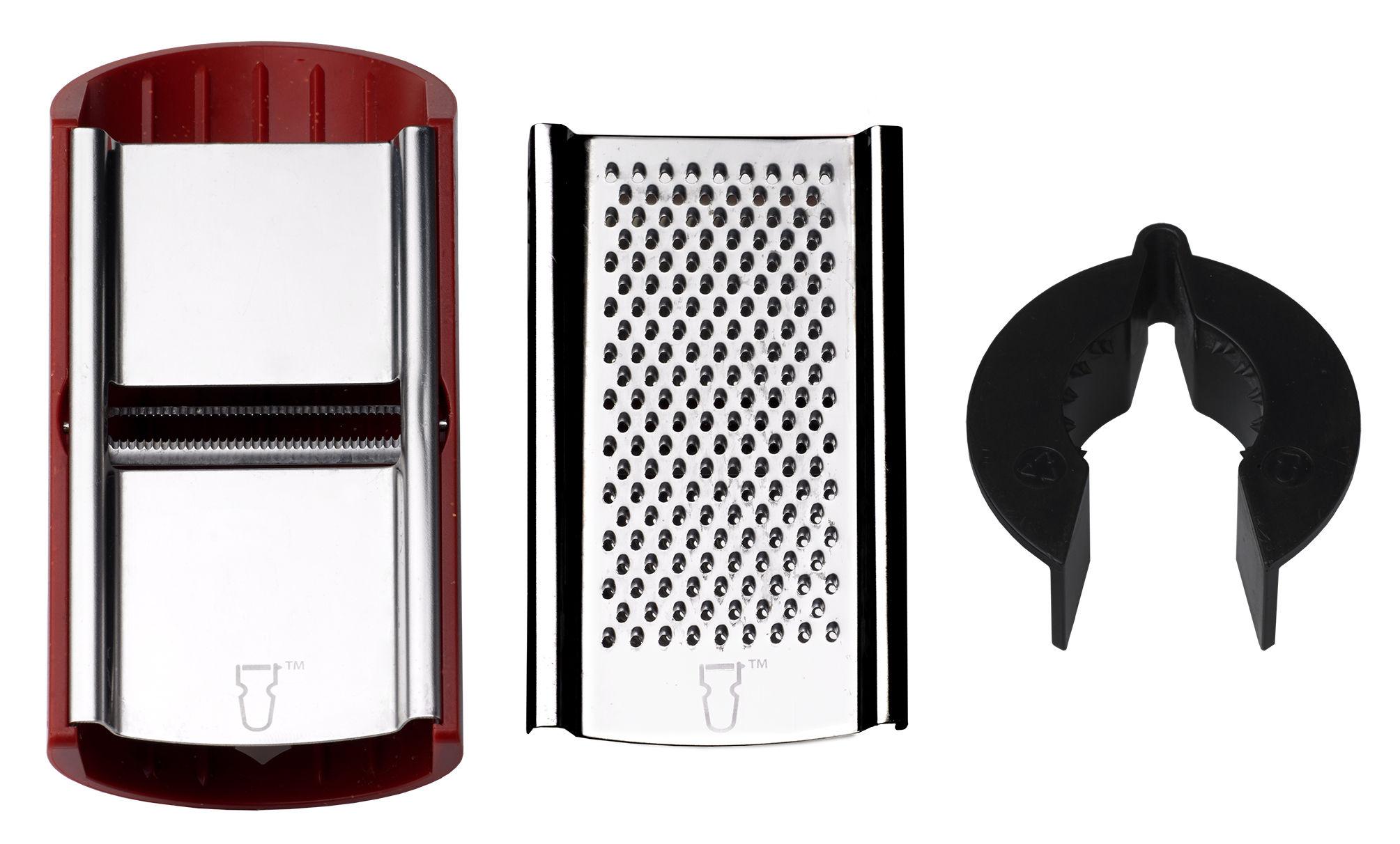 slicer red metal by malle w trousseau. Black Bedroom Furniture Sets. Home Design Ideas