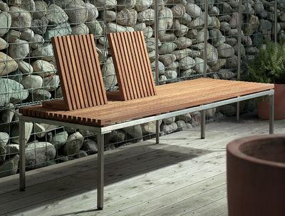 dossier amovible home collection pour balancelle swing teck viteo. Black Bedroom Furniture Sets. Home Design Ideas