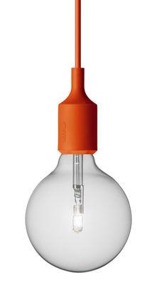 E27 Pendelleuchte - Muuto - Orange