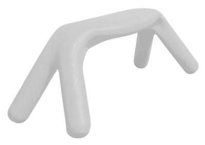 Foto Panchina Atlas di Slide - Bianco - Materiale plastico
