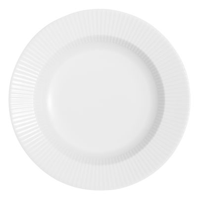 Arts de la table - Assiettes - Assiette creuse Legio Nova / Ø 25 cm - Eva Trio - Blanc - Porcelaine