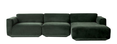 Develius Sofa modulierbar / 3 Module - L 310 cm - &tradition - Waldgrün