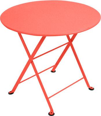 Tavolino Tom Pouce di Fermob - Cappuccino - Metallo