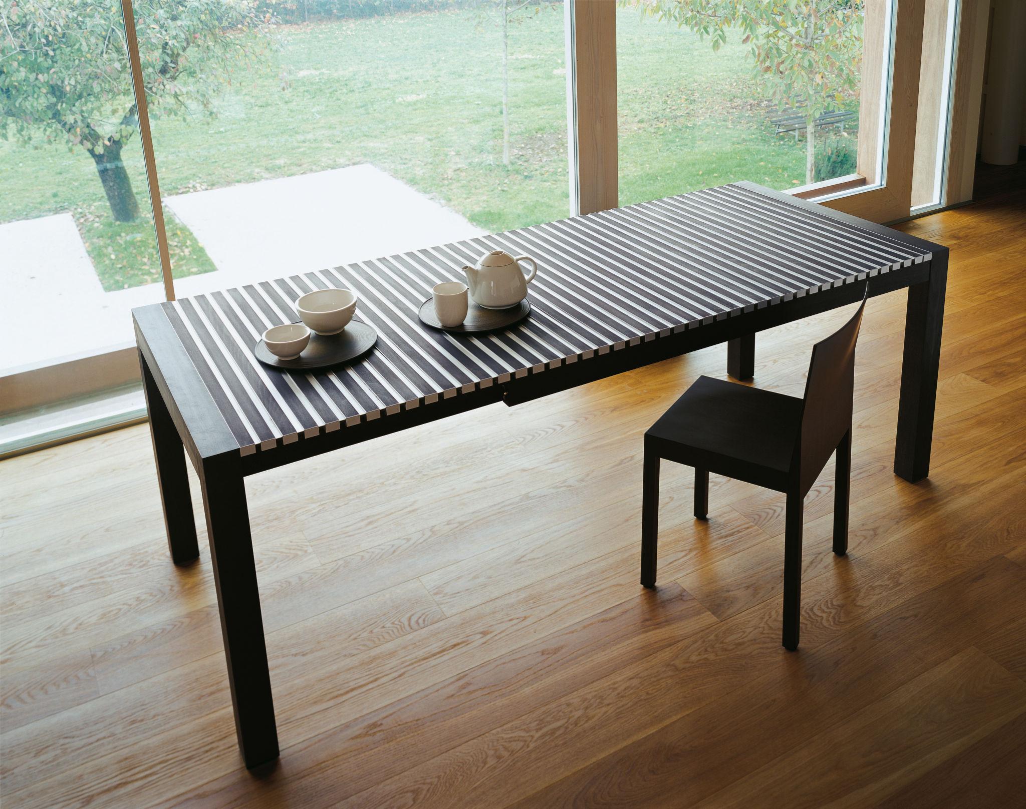 Scopri tavolo con prolunga astor l 150 210 cm faggio for Designbest outlet