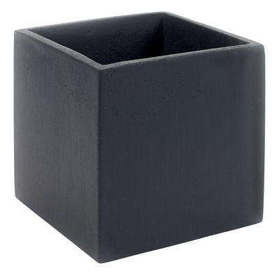 Déco - Pots et plantes - Pot Marie / Ardoise - 13 x 13 cm - Serax - Ardoise noire - Céramique