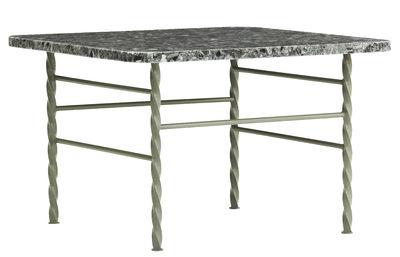 Scopri tavolino terra large 55 x 55 x h 36 cm for Tavolino terrazzo