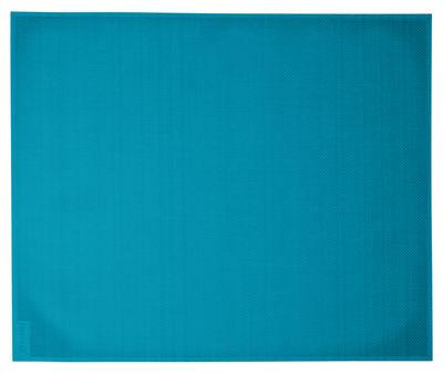 Set de table / 35 x 45 cm - Fermob turquoise en tissu