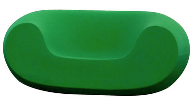 Chubby Lounge Sessel - Slide - Grün