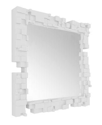 Foto Specchio Pixel di Slide - Bianco - Materiale plastico