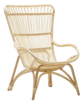Chaise Monet - Sika Design naturel en rotin & fibres