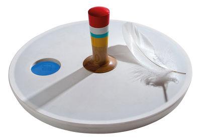 Pèse personne électronique Spinny top Seletti blanc,multicolore en matière plastique