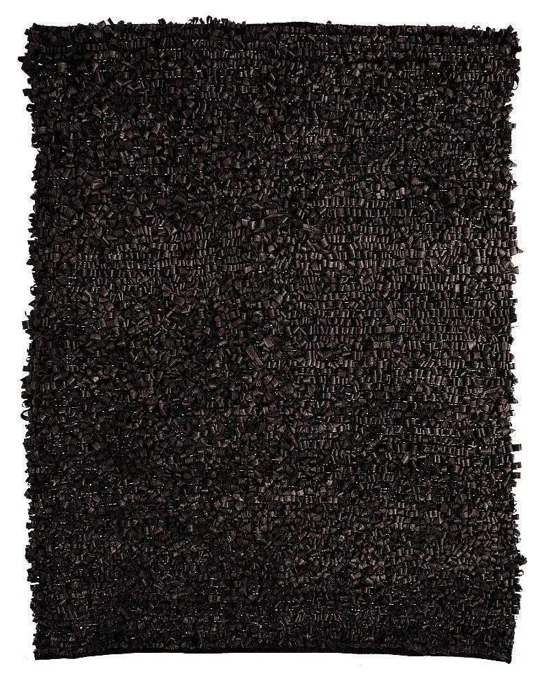 scopri tappeto bicicleta 100 riciclato nero di. Black Bedroom Furniture Sets. Home Design Ideas