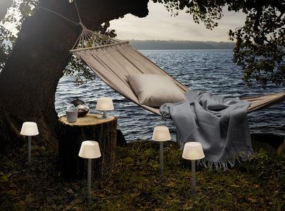 Arredamento moderno lampade design e oggetti design per casa e giardino made in design - Lampada da tavolo senza fili ...