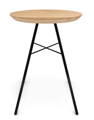 disc holz metall h 46 cm universo positivo hocker. Black Bedroom Furniture Sets. Home Design Ideas
