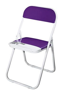 Furniture   Kids Furniture   Pantone Childrenu0027s Chair   Folding Chair For  Kid By Seletti