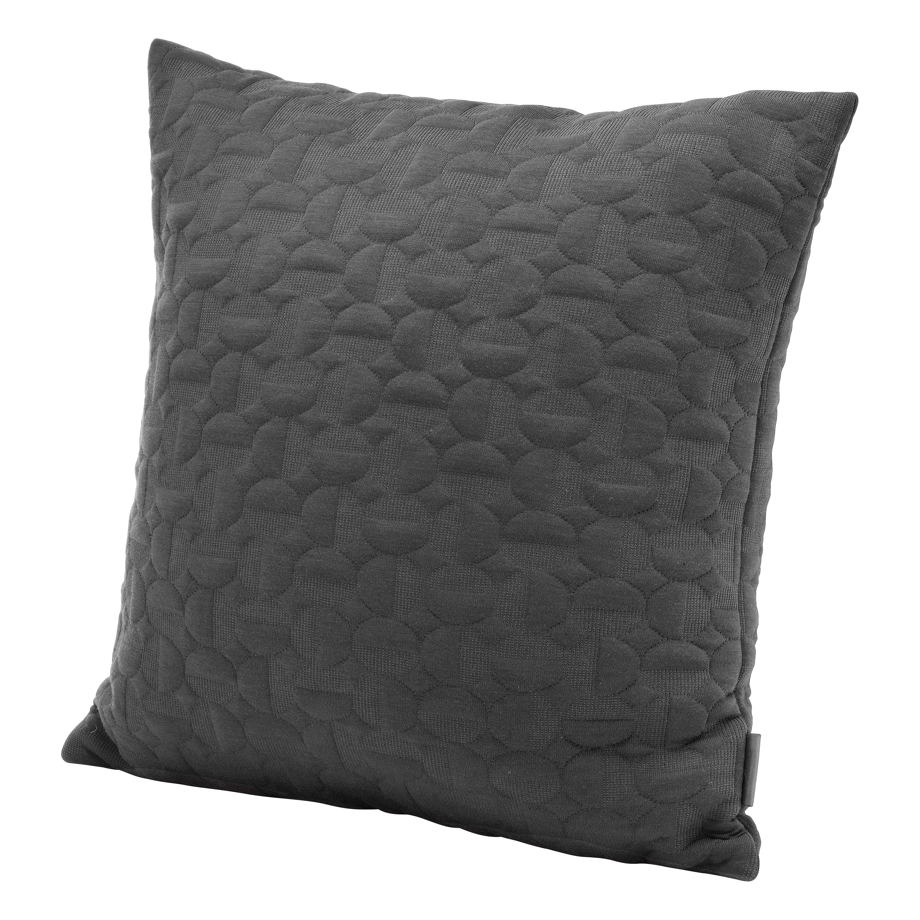 coussin vertigo by arne jacobsen 50 x 50 cm 50 x 50 cm gris fonc fritz hansen. Black Bedroom Furniture Sets. Home Design Ideas