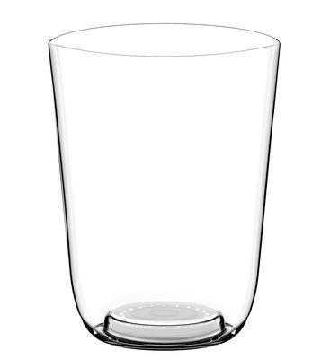 Foto Secchiello da champagne luminoso Tonic Ice Bucket LED - / Sanza fili - 1 bottiglia di Italesse - Trasparente - Materiale plastico
