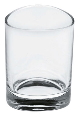 Tableware - Wine Glasses & Glassware - Colombina Liqueur glass by Alessi - Clear cristal - Glass