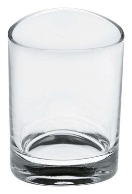 Arts de la table - Verres  - Verre à liqueur Colombina - Alessi - Cristal transparent - H 6.3 cm - Verre