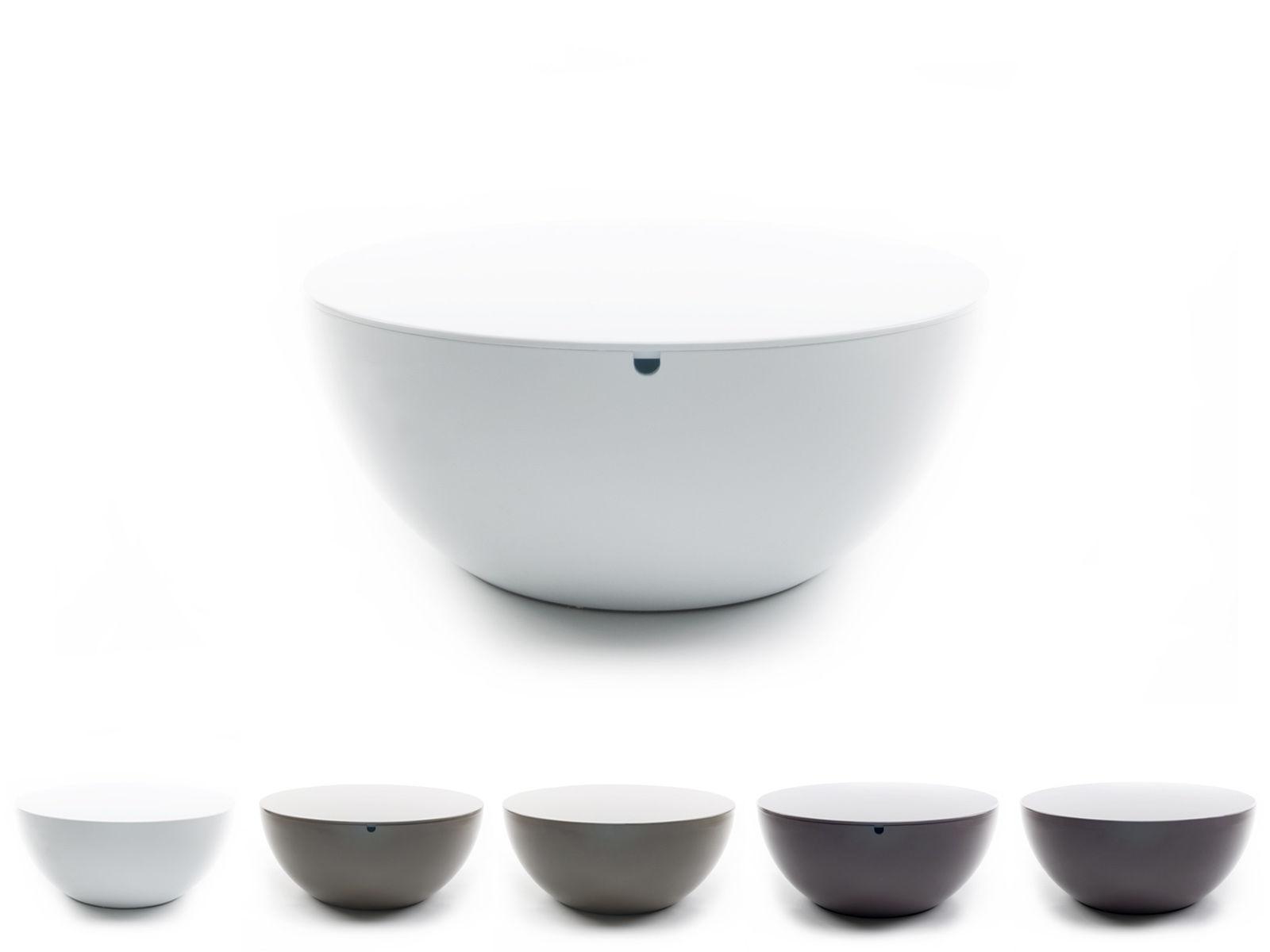 Table basse slice 60 cm gris xl boom for Table basse design 60 cm