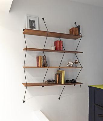 etag re climb l 120 x h 155 cm bouleau montants multicolores la chance. Black Bedroom Furniture Sets. Home Design Ideas