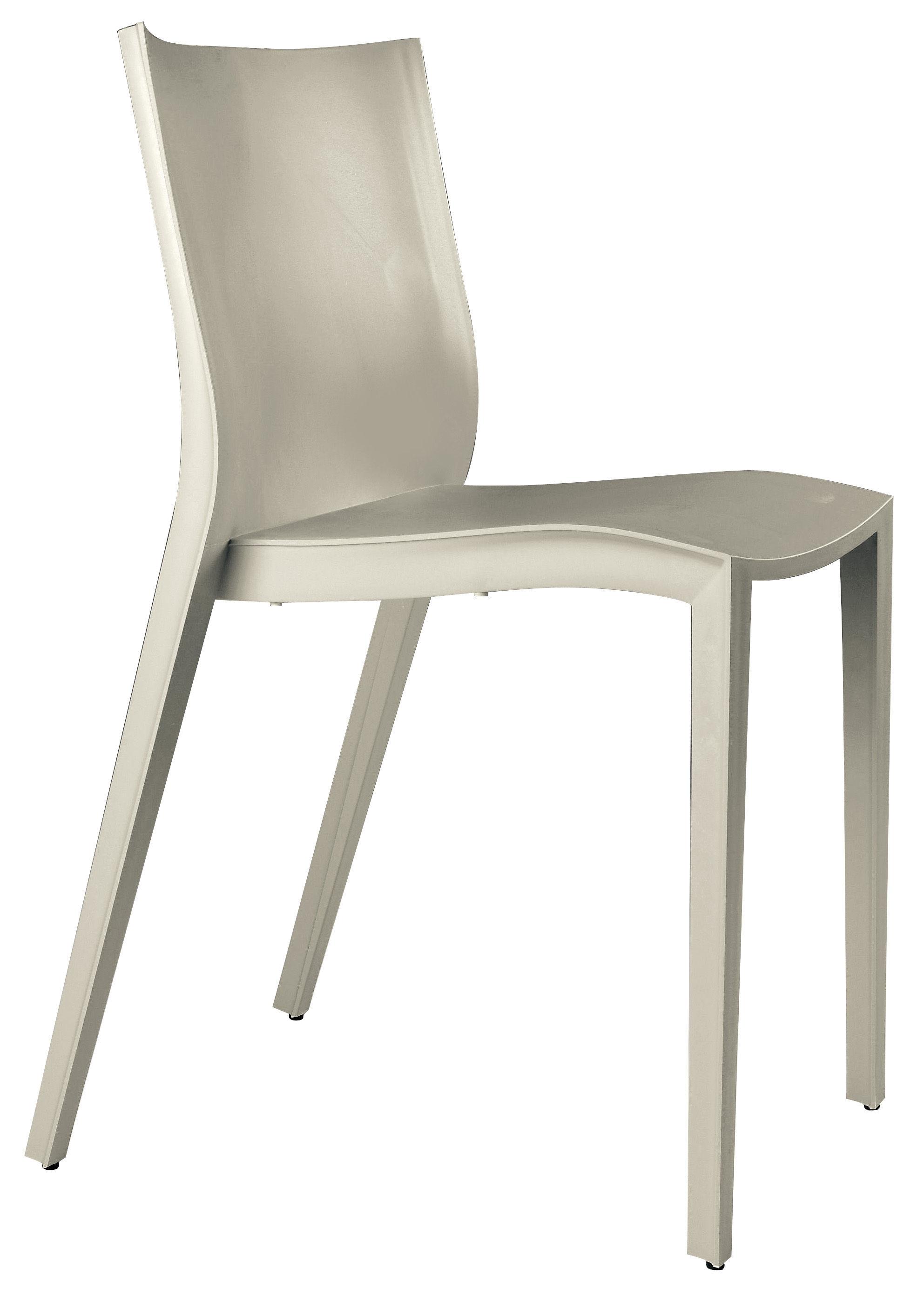 Chaise new slick slick craie xo for Sedie xo design