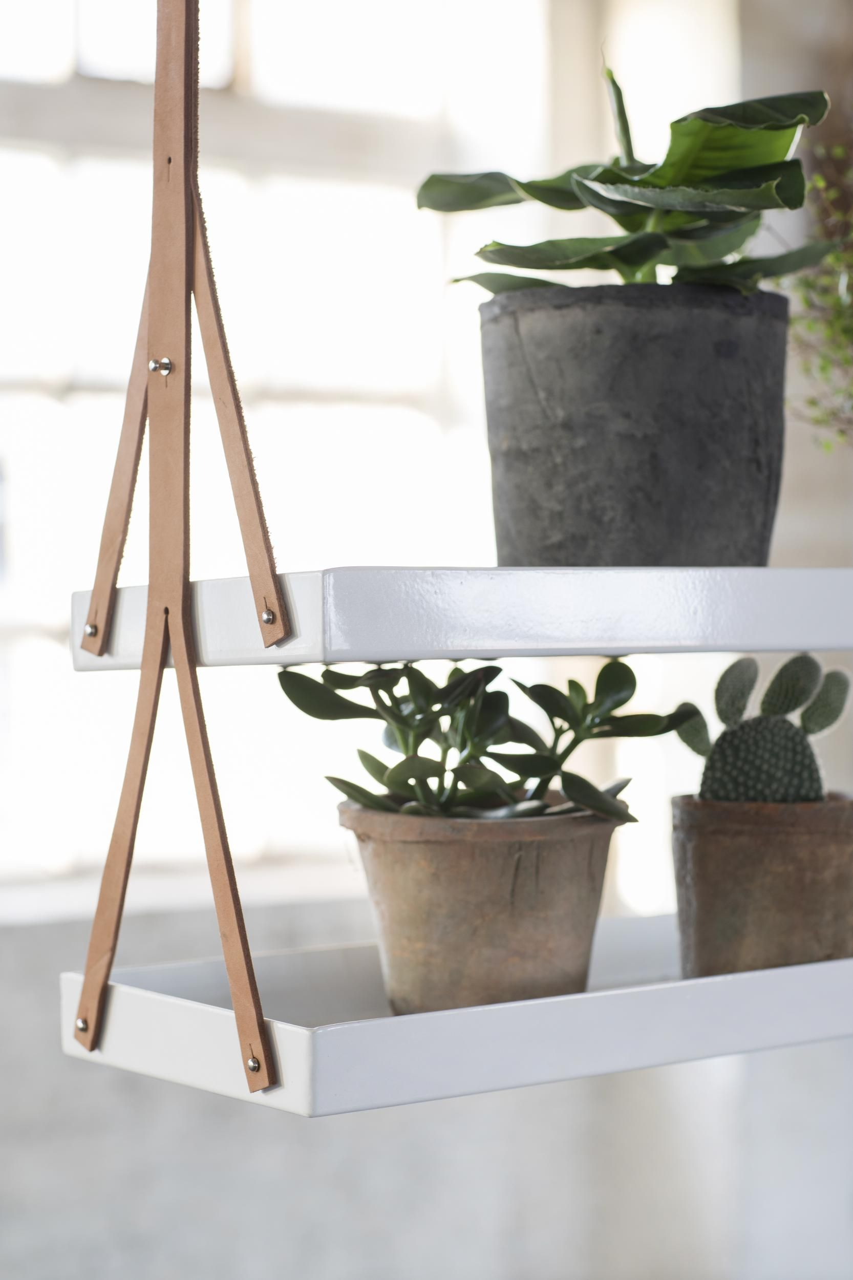 etag re bretelle suspendre cuivre cuir l 115 cm. Black Bedroom Furniture Sets. Home Design Ideas