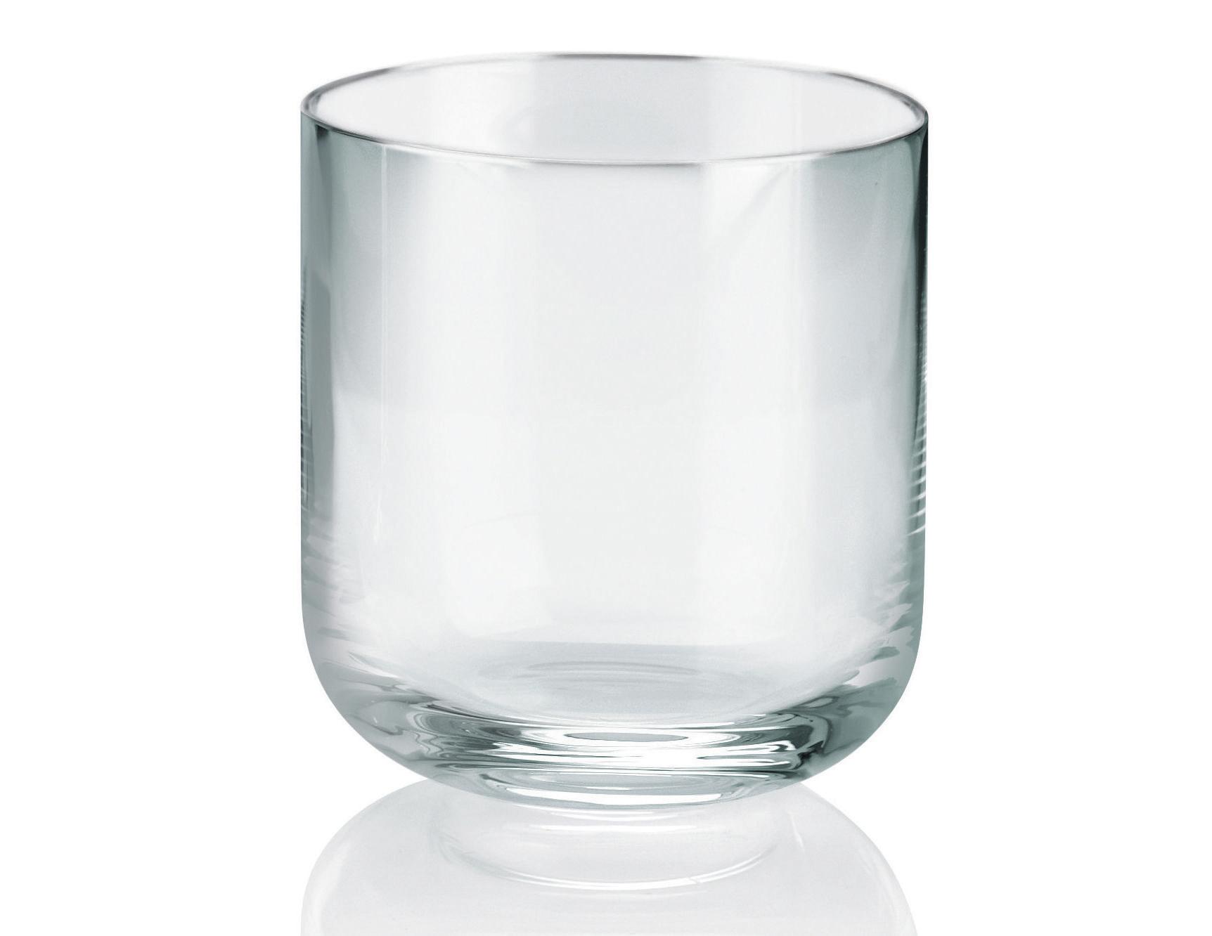 Verre eau all time verre eau a di alessi - Place du verre a eau sur une table ...