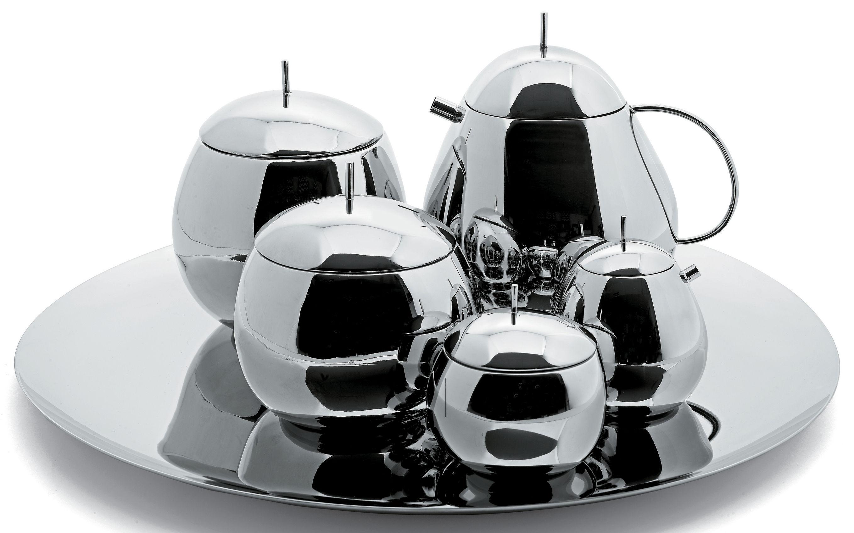 Fruit basket teapot steel by alessi - Alessi fruit basket ...