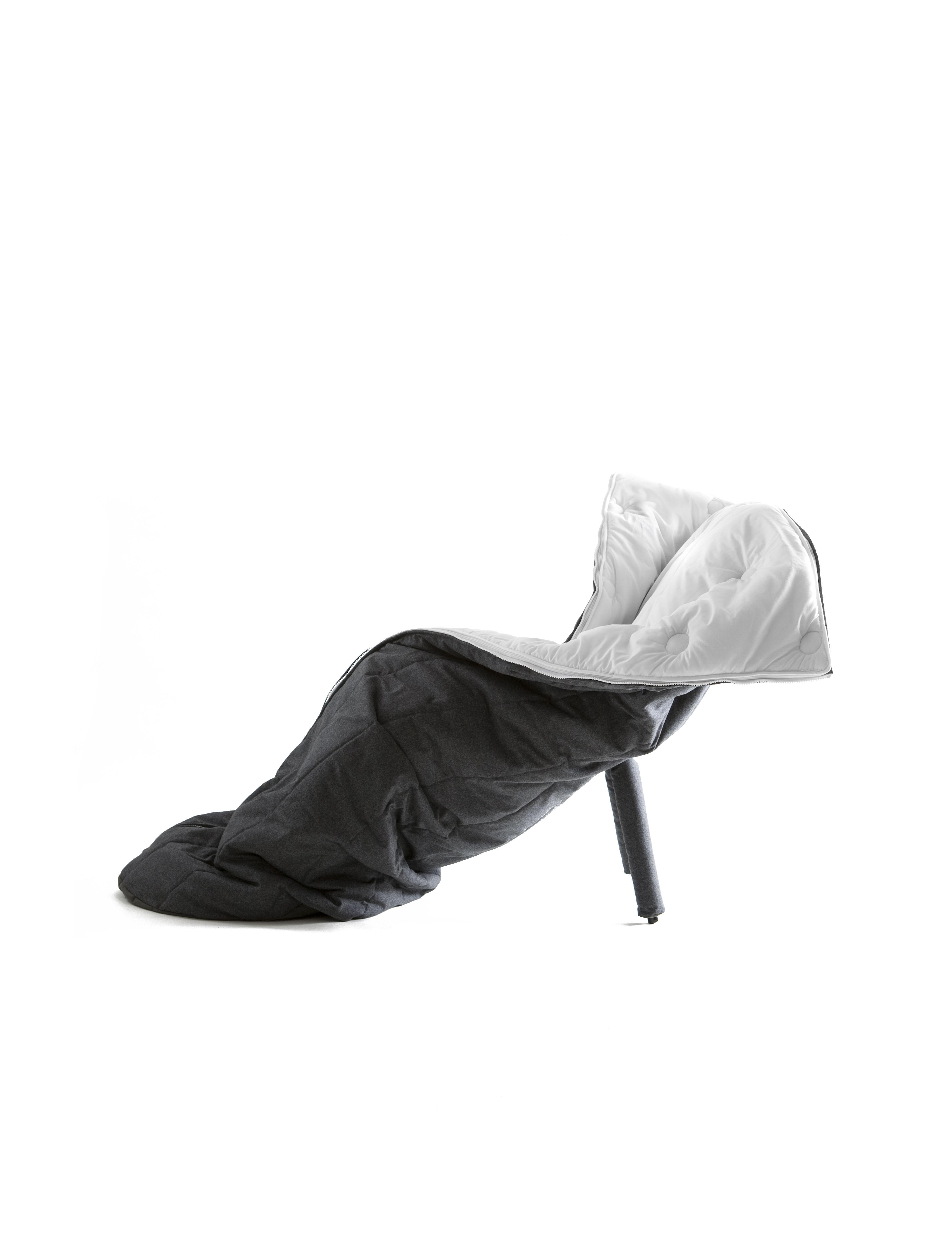 fauteuil cocon gris super ette. Black Bedroom Furniture Sets. Home Design Ideas