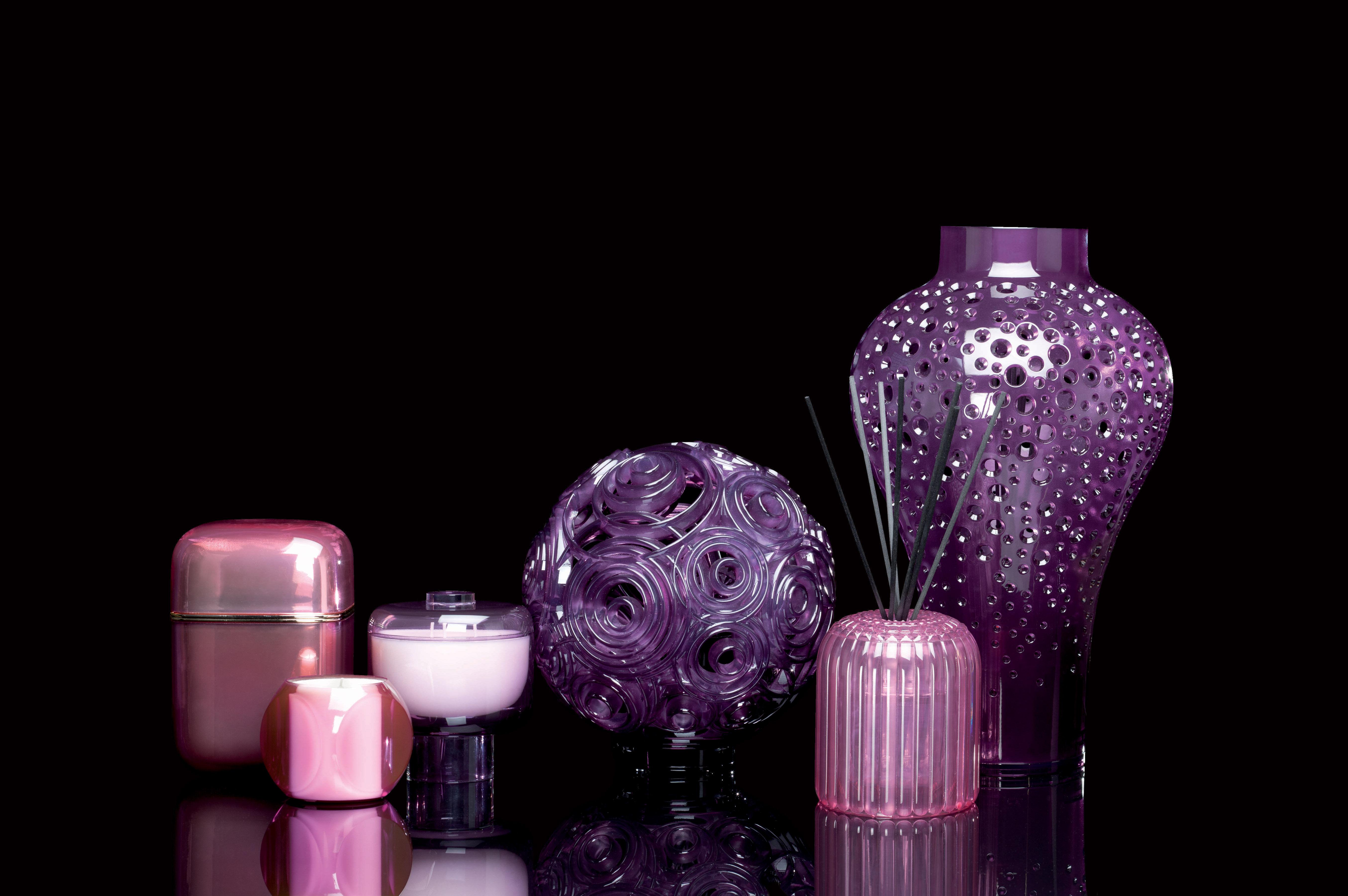 diffuseur de parfum ming kartell fragrances avec. Black Bedroom Furniture Sets. Home Design Ideas