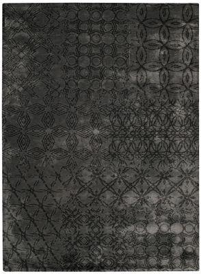 Déco - Tapis - Tapis Melo / 170 x 240 cm - Toulemonde Bochart - Poivre - Soie végétale