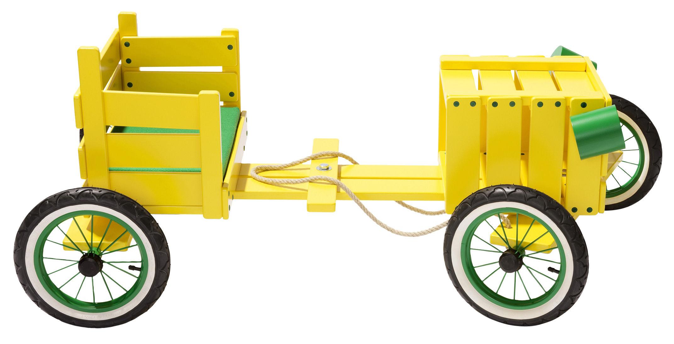 play spielzeug auto f r kinder gelb und gr n by normann. Black Bedroom Furniture Sets. Home Design Ideas