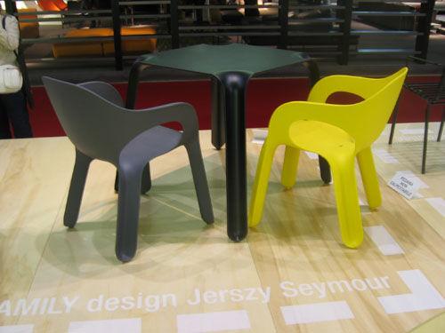 Scopri sedia easy chair bianco di magis made in design for Magis easy chair