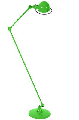 lampadaire vert achat vente de lampadaire pas cher. Black Bedroom Furniture Sets. Home Design Ideas