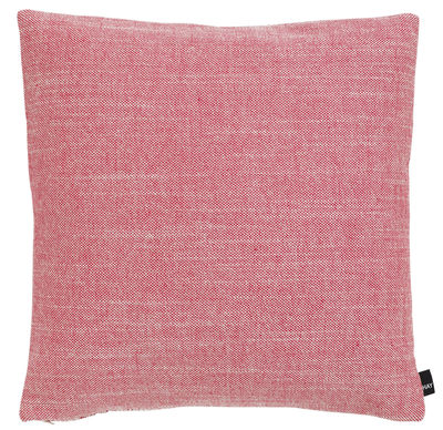 Déco - Coussins - Coussin Eclectic / 50 x 50 cm - Hay - Rose - Laine, Plumes, Polyester