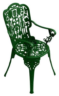 Poltrona Industry Garden - Seletti - Verde - Metallo