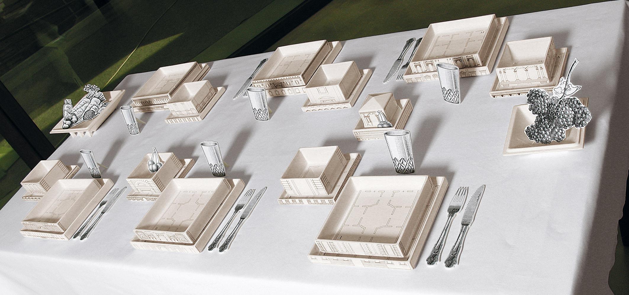 Scopri servizio di piatti palace palazzo signoria 6 - Servizio piatti design ...