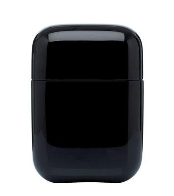 Bougie parfumée Oyster / Kartell Frangrances - H 19 cm - Kartell noir en matière plastique