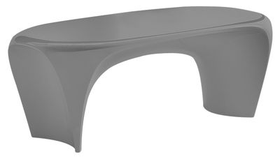 Tavolino Lily di MyYour - Antracite opaco - Materiale plastico