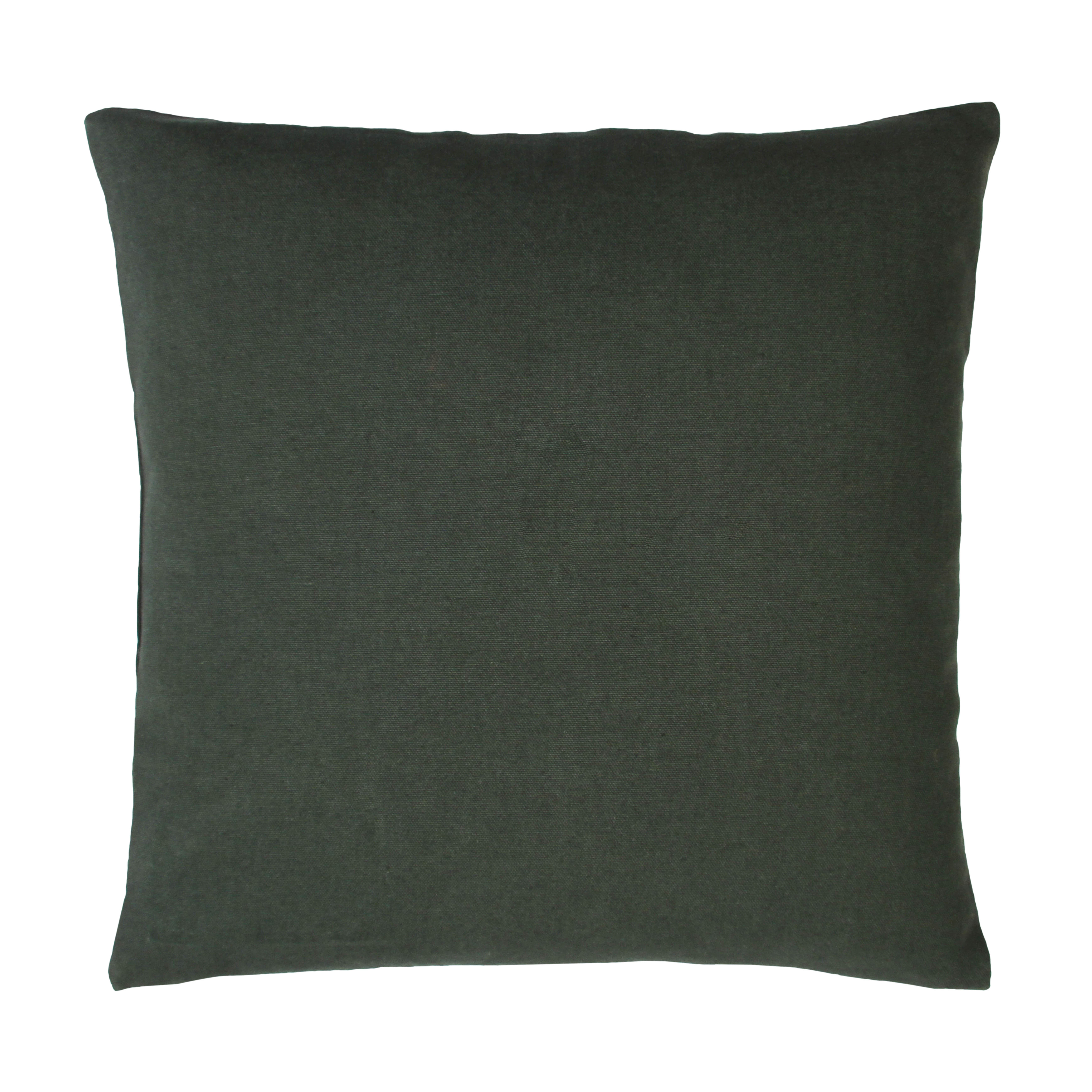 coussin palmier 40 x 40 cm palmier vert fonc or klevering made in design. Black Bedroom Furniture Sets. Home Design Ideas