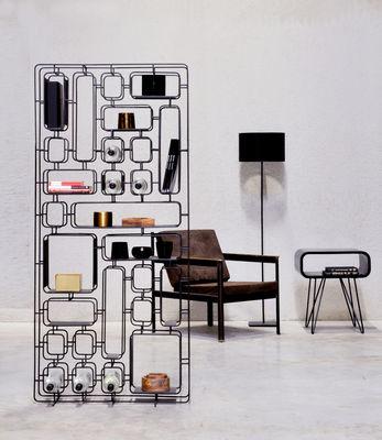 project h metall l 75 cm x h 165 cm xl boom regal. Black Bedroom Furniture Sets. Home Design Ideas