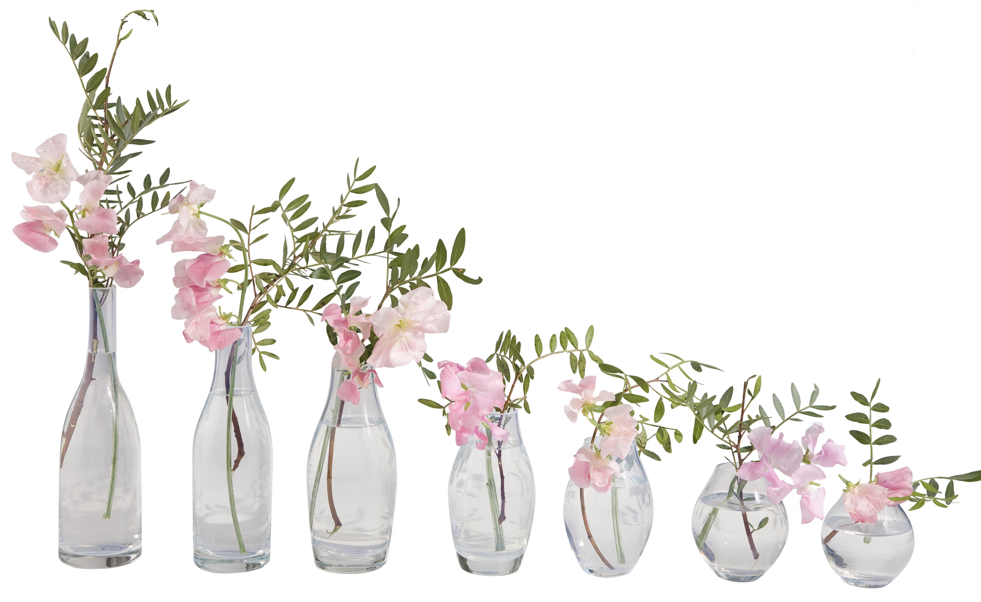 Vase Vase des 7 jours lot de 7 Opalin - Tsé-Tsé | Made In Design