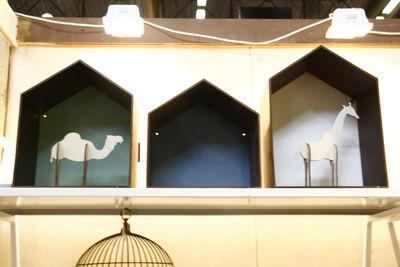 studio 2 oak ferm living regal. Black Bedroom Furniture Sets. Home Design Ideas
