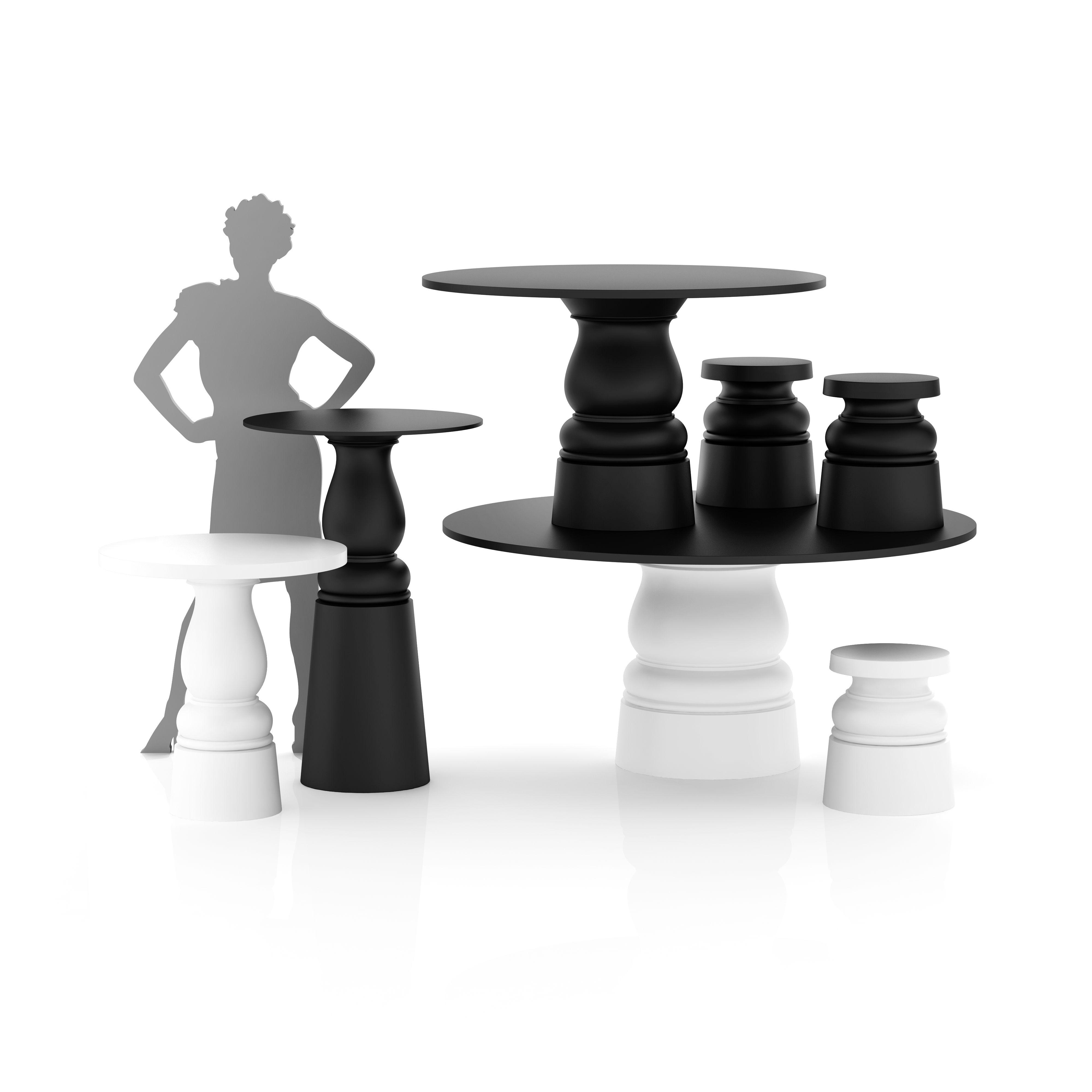 pied de table container new antique h 71 cm pour plateau 140 cm pied marron 43 x h 71. Black Bedroom Furniture Sets. Home Design Ideas